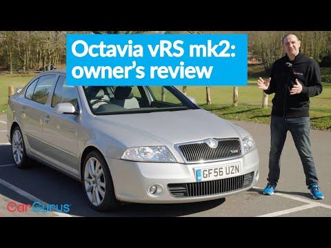 Skoda Octavia vRS mk2 Review: So good we bought one! | CarGurus UK