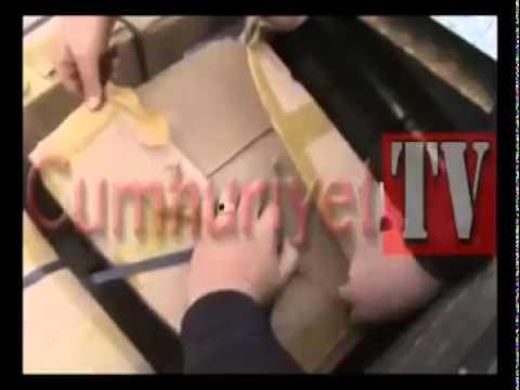 Un journal turc publie les images d'armes livrées par la Turquie aux djihadistes en Syrie