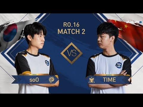 [GSL vs. the World 2019] Ro.16 Match2 soO vs TIME