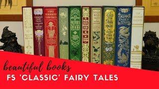 Folio Society Classic Fairy Tale Books   Golden Age Illustrators   Beautiful Books
