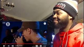 Eminem ft Royce Da 5'9 & Mr Porter freestyle - Westwood - REACTION