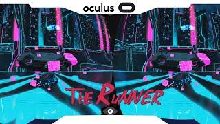 SBS 1080p► The Runner • uma experiência com musica • GrooVR • Gear VR 2018