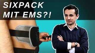 Sind EMS Bauchmuskeltrainer sinnvoll? Der Ab Flex Gurt im Langzeittest