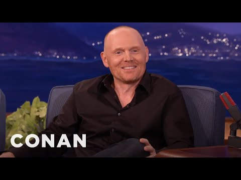 Bill Burr podruhé u Conana O'Briena