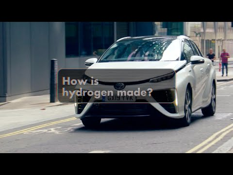 How does hydrogen power a car? Shell expert Norman Koch explains.
