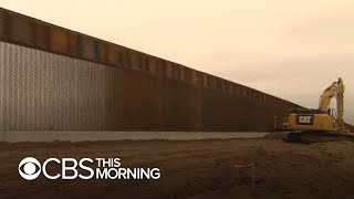 Reality check on the status of border wall, apprehensions