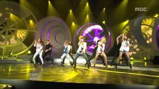 4Minute - I My Me Mine, 포미닛 - 아이 마이 미 마인, Music Core 20100710