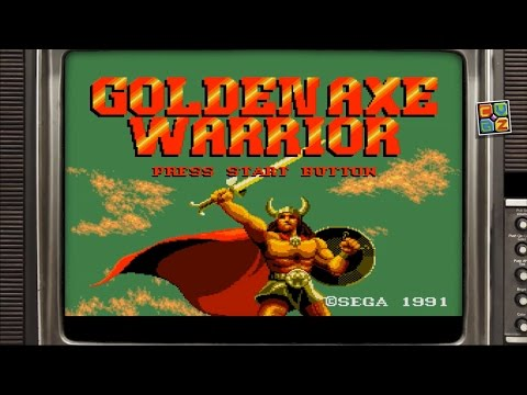 Let's Play Golden Axe Warrior for the Sega Master System - Part 02