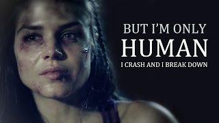Octavia Blake - only human