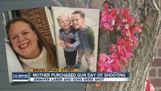 Mother who was found with dead sons purchased gun the day of the shooting