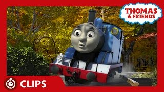 Thomas Gets Stuck in the Mud While Helping Hiro | Clips | Thomas & Friends
