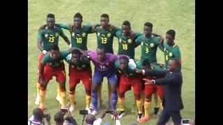CAMEROUN   ZIMBABWE 12 06 2016 JUNIORS