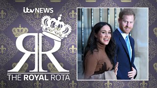 Our royal team ask if Queen was right to 'ban' Harry & Meghan from using the word 'royal' | ITV News