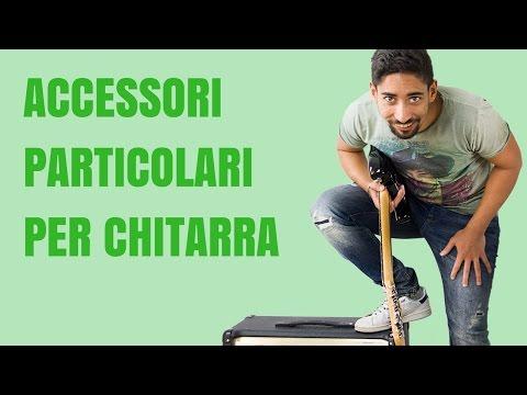 Accessori per Chitarra #SenzaChitarra