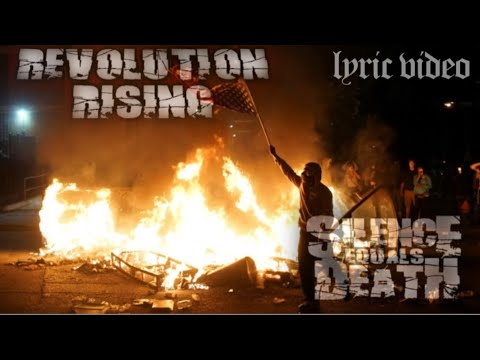 Revolution Rising (Lyric Video) by the NJHC band Silence Equals Death
