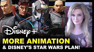 Disney Plus The Bad Batch 2021 - Disney's Star Wars Plan UPDATE