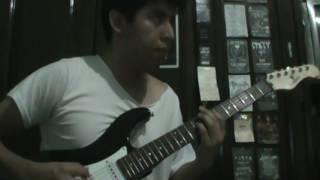 Hades - Bathory (Guitar cover)