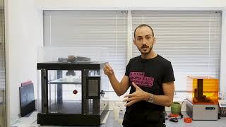 Actividades virtuales de la noche de los investigadores: Cómo funciona una impresora 3D: Fabricando desde cero todo lo que puedas imaginar