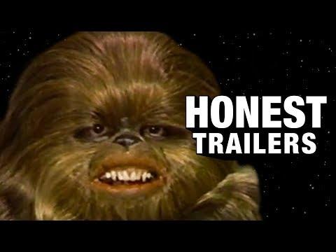Star Wars: Ewokové a sváteční speciál