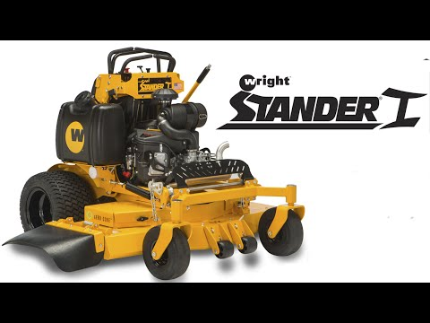 2016 Wright Stander I 48 in. in Glasgow, Kentucky - Video 1