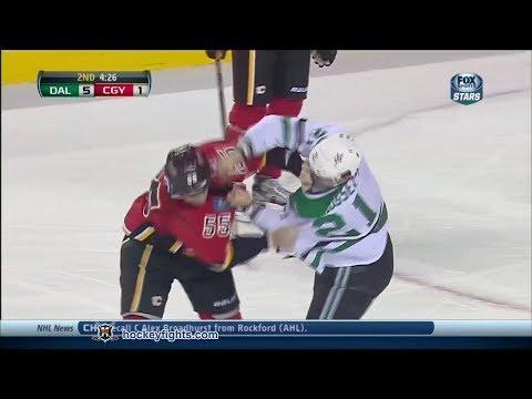 Shane O'Brien vs. Antoine Roussel