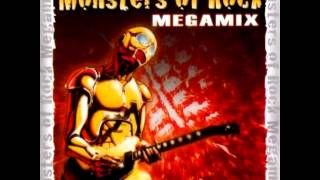 Monsters of Rock   Megamix Parte 2