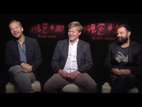 Black Mass: Peter Sarsgaard, Jesse Plemons & Rory Cochrane Interview