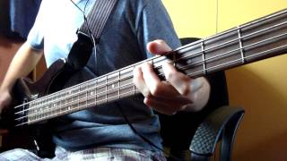 AC/DC - Satellite Blues Bass Cover