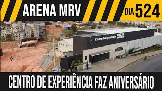 ARENA MRV | 5/5 ANIVERSÁRIO DO CENTRO DE EXPERIÊNCIA | 26/09/2021