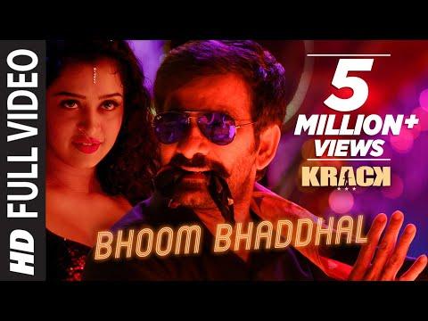 Krack - Bhoom Bhaddhal Full Video Song