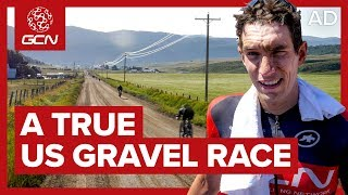 Can Simon Survive A True US Gravel Race? | Racing the Steamboat Epic