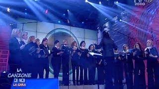 La Canzone Di Noi  La Gara  Corale Femminile Aureliano  E Luomo Per Me