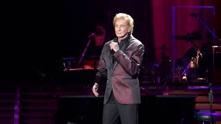 Barry Manilow, Old Songs Looks Like we Made It, Prudential Center NJ