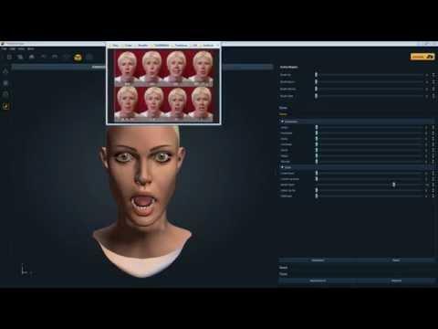Facial Blendshapes :: Fuse General Discussions