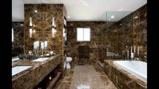 Italian Marble Bathroom Designs
