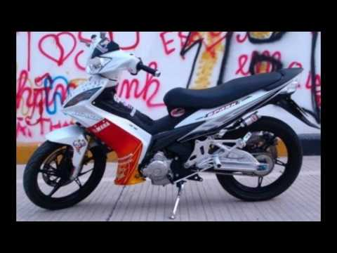 Video Cah Gagah | Video Modifikasi Motor Yamaha Jupiter MX Simple Keren Terbaru