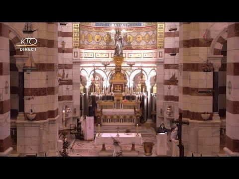 Laudes et Messe du 28 avril 2021 à Notre-Dame de la Garde