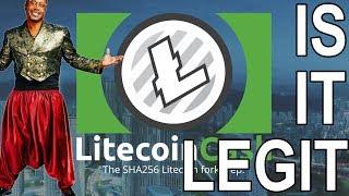 Litecoin Cash News heute