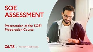 SQE1 Preparation Course Presentation - by QLTS School