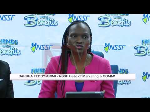 NSSF unveils third season of 'Friends with Benefit' show