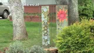 Reclaimed Garden Art - How-To By Cammy Davis