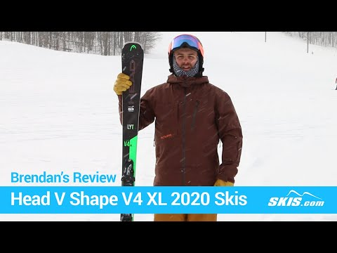Video: Head V Shape V4 XL Skis 2020 3 40