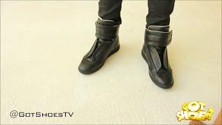 e4292cde1a6e Maison Martin Margiela Future On Foot (Black)