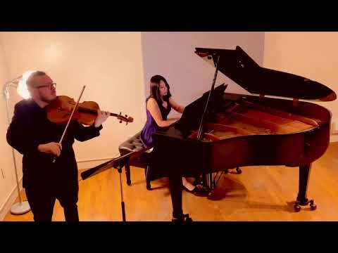 Boulanger Trois Pieces for viola and piano  Performance in May 2021