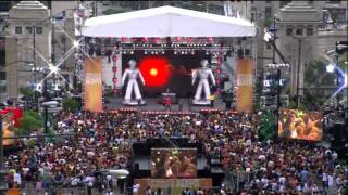Biggest FLASH MOB in Chicago (USA) 2009