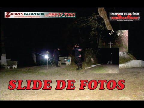 Slide de fotos da investigação O Guardião