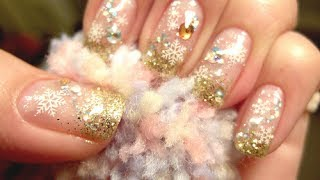 preview picture of video 'Nail Art di Babbo Natale'
