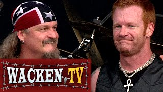 Iced Earth - 3 Songs - Live at Wacken Open Air 2011