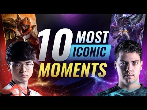 10 Most Iconic Moments in League of Legends Esports History