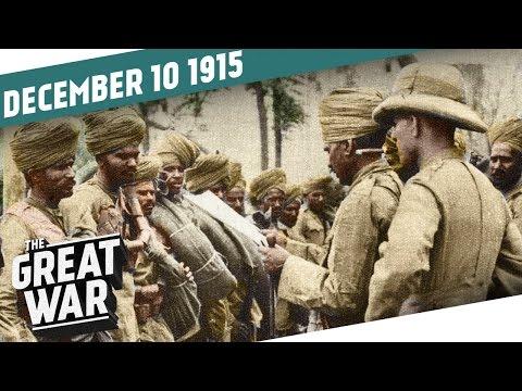 Britové na ústupu - Velká válka